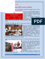 11 July 2018 Current Affairs