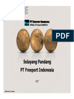 316 2017 Diskusi Ugm Selayang Pandang Pt Fi Freeport