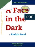 A Face in the Dark, Ruskin Bond