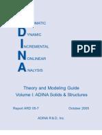 Adina Manual