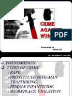 Crime Against Women1