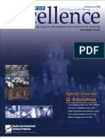 Excellence Magazine Jan-June 2008