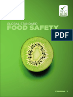 Norme BRC Global Standard for Food Safety Issue 7 PDF French