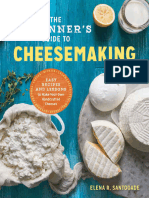 The Beginner's Guide to Cheese Making - Easy Recipes