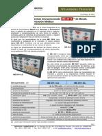 Ficha Tecnica -Mauell ME 3011