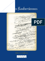 Le Calvez, Éric_ Flaubert, Gustave - Genèses flaubertinnes (2009, Rodopi)