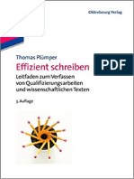 Plümper - Effizient Schreiben