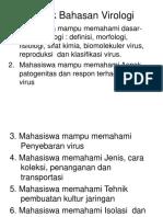 ppt virologi