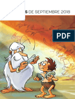 NOVEDADES ECC Ediciones para Septiembre 2018