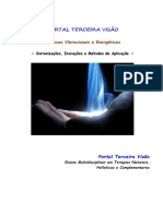 Método Aplicação Técnicas Energéticas e Vibracionais