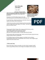Kebijakan Suharto Meracik Ekonomi Orde Baru