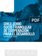 Cooperacion Triangular Brochure