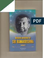 Nectarul Cuvintelor Lui Sri Ramakrishna Vol 2