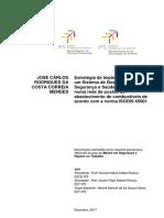 Estratégia de Implementação de Um Sistema de Gestão Da Segurança e Saúde No Trabalho Numa Rede de Postos de Abastecimento de Combustíveis de Acordo Com a Norma ISO DIS 45001