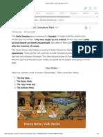 History Notes_ Vedic Literature Part – I
