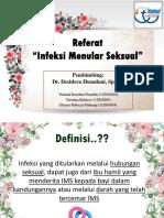 Referat IMS
