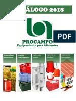 Catálogo 2018