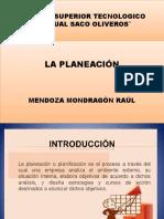 Diapositivas La Planeacion