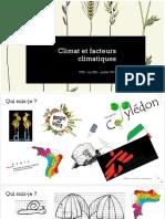 Permaculture et climats PDC CDP CCP