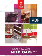 Bricostore - Catalog Amenajari Interioare