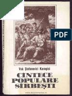 Cantece Populare Sarbesti 1977