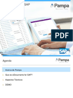 Pampa EDocuments for SAP