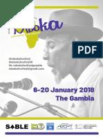 mboka online programme 2018  - version to send