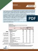 Informe Tecnico de Produccion Agropecuaria