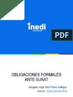 Webinar Obligaciones Formales Ante La SUNAT