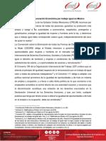 Desigualdad en Remuneración Económica Por Trabajo Igual en México