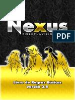 Nexus 2.5 - Livro de Regras Básica