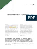 Germain Grisez - O Primeiro Princípio Da Razão Prática