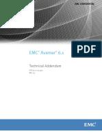 Avamar 6.1 Technical Addendum