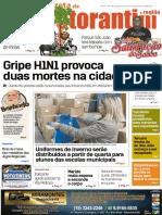 Gazeta de Votorantim, edição n°276