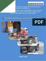 Informe Enero 2017 consorcio alvac johesa