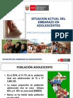 Embarazo en Adolescente Perú Final