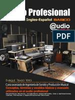 Diccionario Bilingüe de Refuerzo de Sonido Profesional