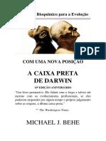 A Caixa Preta de Darwin (Michael Behe) - Traduzindo