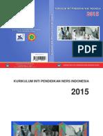Buku Kurikulum Ners 2015
