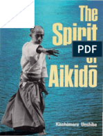 Ueshiba Kisshomaru - The spirit of Aikido.pdf