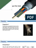 Modul Dasar Jaringan Fiber Optik Power Point