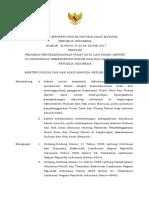 Kepmen Tentang Pedoman Penyelenggaraan Pusat Data Dan Ruang Server - Final