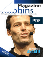 Magazine Tony Robbins