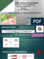 Cruz Walter- Presentación 2- Dengue y Chikungunya