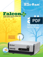 Falcon+Sine Wave Home UPS