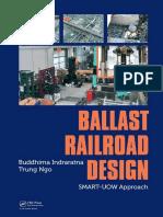 Ballast Railroad Design