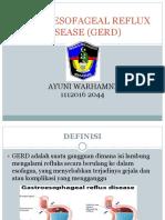 ppt gerd