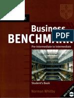 Business Benchmark Pre-Int SB