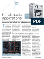 64 Bit Audio Applications.10MM (MT)