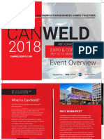 CanWeld 2018 Event Overview